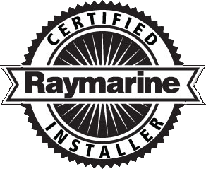 Certified Marine Electric is certified by Raymarine